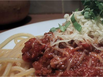 Spaghetti Bolognese Recipe With Step By Step Photos